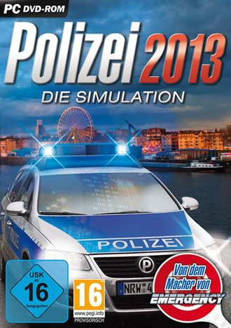 Polizei 2013 - Die Simulation [DVD]