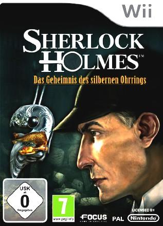 Sherlock Holmes: Das Geheimnis des silbernen Ohrrings