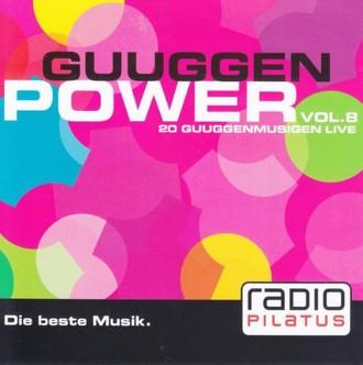 Guuggenmusik-Sampler - Guuggen Power Vol. 8