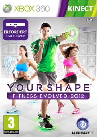 Your Shape Fitness Evolved 2012 [AT PEGI]