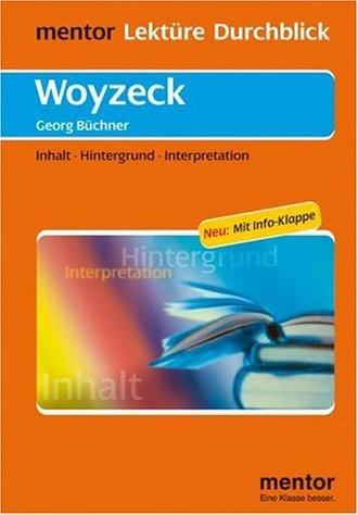 Mentor Lektüre Durchblick, Woyzeck