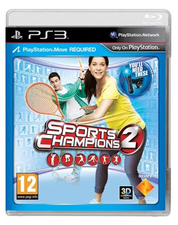Sports Champions 2 [PS Move required]