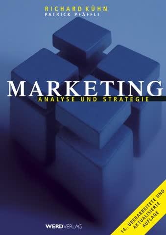 Marketing: Analyse und Strategie