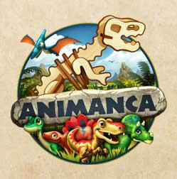 Animanca - Dinos - 5 Päckchen