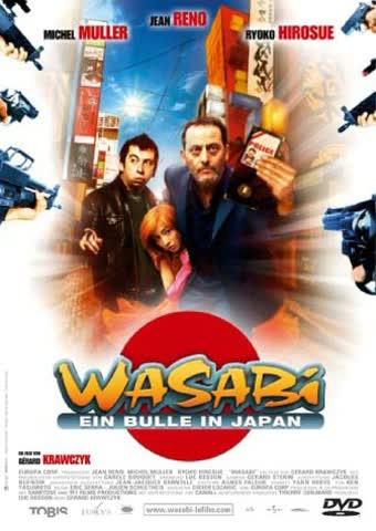 Wasabi - Ein Bulle in Japan