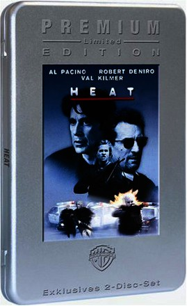 Heat (Premium Limited Edition, 2 Discs)