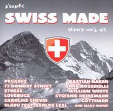Various Artists - S'Bescht Swiss Made Album Wo'S