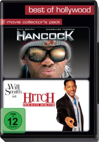 Best of Hollywood 2012 - 2 Movie Collector's, Pack 120 (Hitch - Der Date Doktor / Hancock) [2 DVDs]