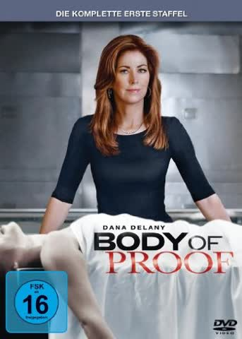 Body of Proof - Die komplette erste Staffel [3 DVDs]