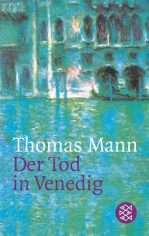 Der Tod In Venedig; (Erzähler-Bibliothek)