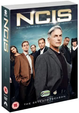 N.C.I.S. - Naval Criminal Investigative Service - Complete Series 7 [6 DVDs] [UK Import]