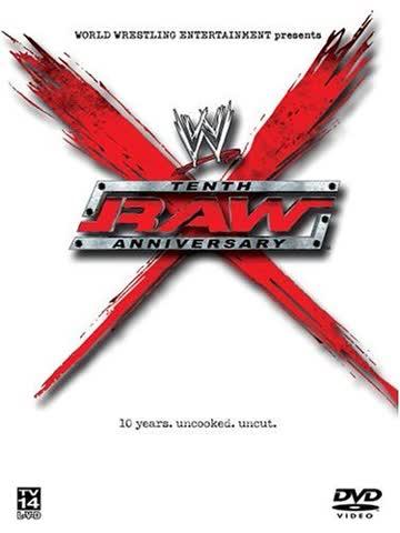 Wwe: Raw Tenth Anniversary [DVD] [Import]