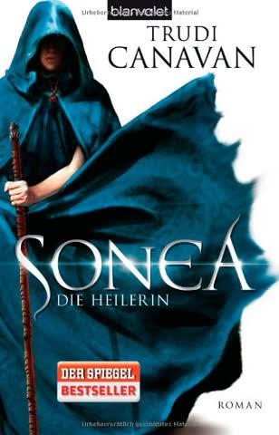 Sonea 2: Die Heilerin - Roman