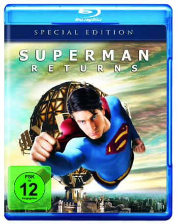 Superman Returns [Blu-ray] [Special Edition]