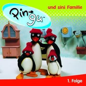 Pingu 1 - Pingu und Sini Familie