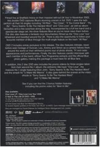 Blue - One Love Live Tour [2 DVDs]