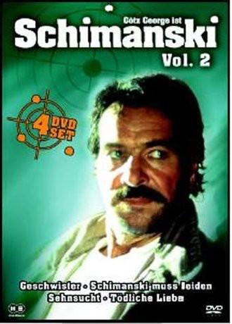 Schimanski Vol. 2 (4 DVDs)