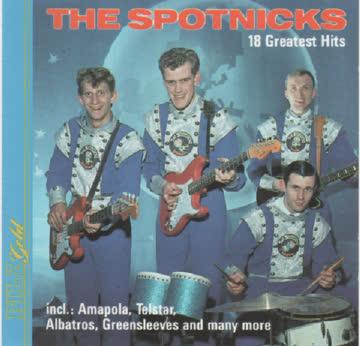Spotnicks - 18 greatest hits