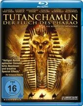 Tutanchamun - Der Fluch Des Pharao Blu Ray