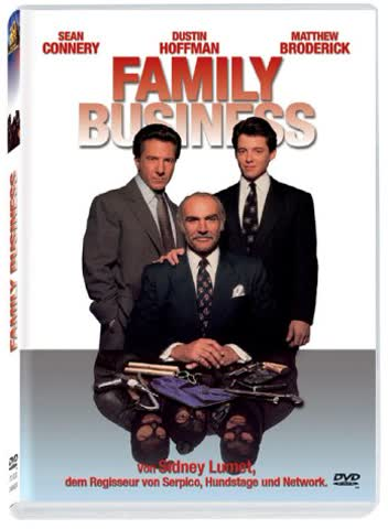 Family Business - Sean Connery