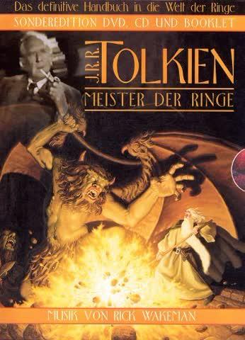 J.R.R. Tolkien - Meister der Ringe (+ Audio-CD)