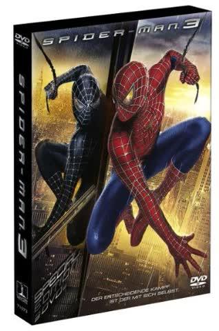 Spider-Man 3 (Special Edition, 2 DVDs)