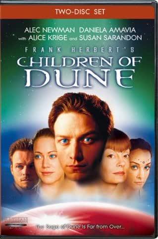 Children of Dune [DVD] [2003] [Region 1] [US Import] [NTSC]