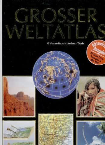 Grosser Weltatlas