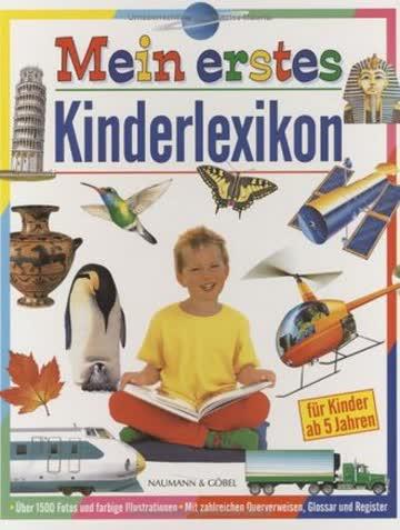 Mein erstes Kinderlexikon