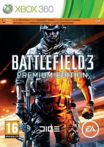 Battlefield 3 Premium Edition (Battlefield 3 + Premium Service) AT / PEGI (XB360)