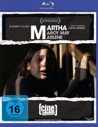 Martha Marcy May Marlene - Cine Project [Blu-ray]