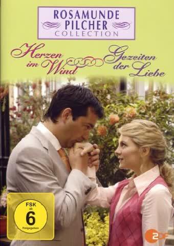 Rosamunde Pilcher: Herzen im Wind / Gezeiten der Liebe [2 DVDs]