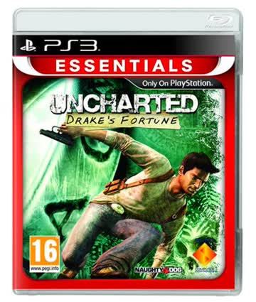 Essentials: Uncharted - Drake's Fortune /D/F/I)