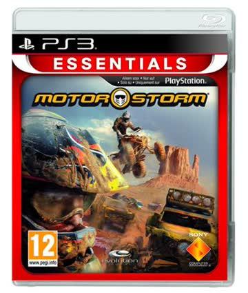 Essentials: MotorStorm