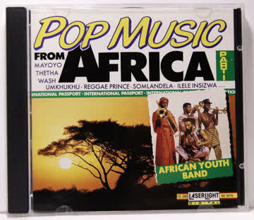 Various - Pop Music from Africa Part 1