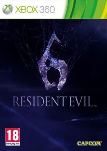 Resident Evil 6 [AT PEGI]