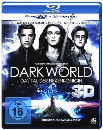 Dark World - Das Tal der Hexenkönigin [3D Blu-ray + 2D Version]