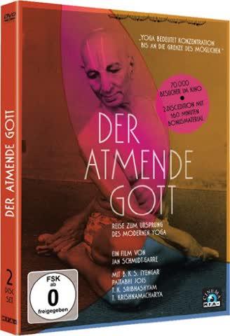 Der Atmende Gott - Reise zum Ursprung des modernen Yoga [2 DVDs]