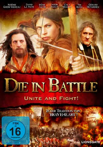 Die in Battle: Unite and Fight! [Import allemand]