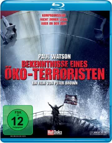 Paul Watson - Bekenntnisse eines Öko-Terroristen [Blu-ray]