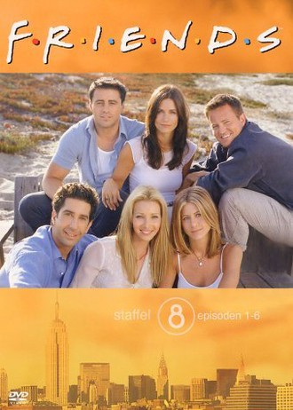 Friends, Staffel 8, Episoden 01-06