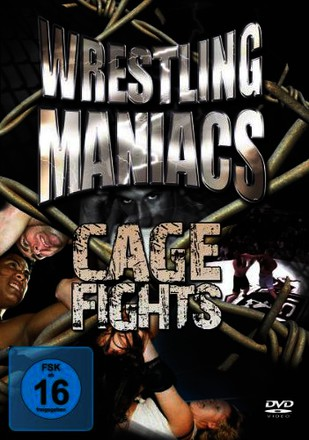 Wrestling Maniacs - Cage Fights (NTSC)
