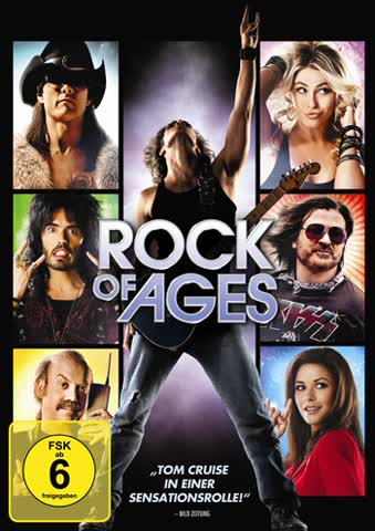 Rock of Ages (German Import)