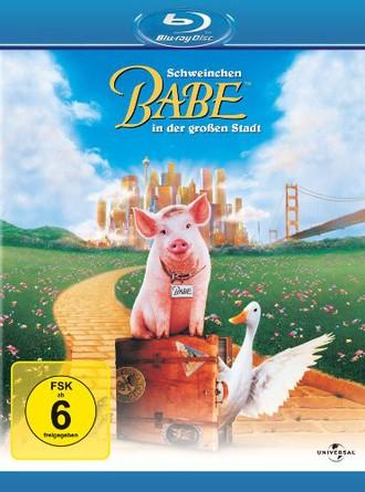 Schweinchen Babe in der großen Stadt [Blu-ray]