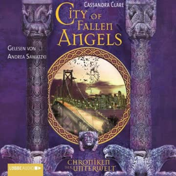 Chroniken der Unterwelt Band 4 City of Fallen Angels