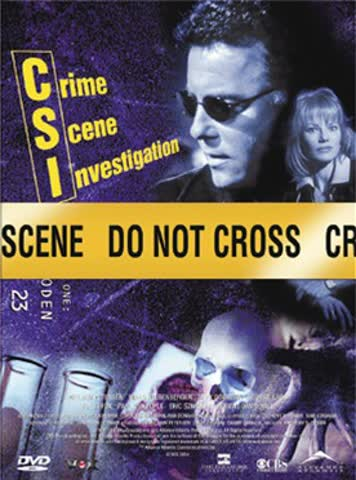 CSI: Crime Scene Investigation - Season 1.2 (3 DVD Digipack)