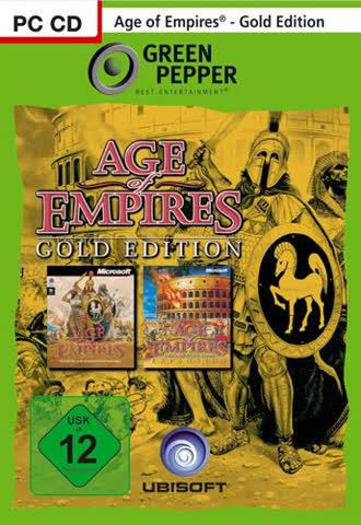 Green Pepper: Age of Empires 2 Gold
