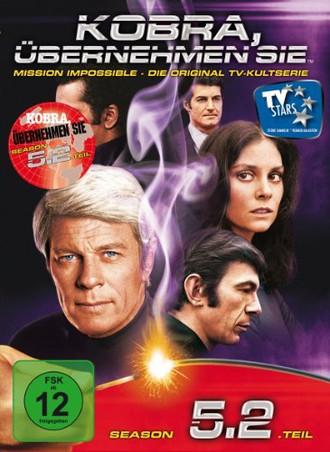 Kobra, übernehmen Sie! - Season 5, 2. Teil [3 DVDs]