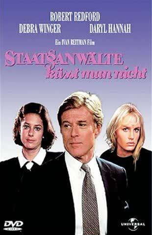 Legal Eagles [DVD] [1986]