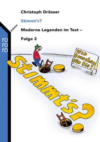 Stimmt's?: Moderne Legenden im Test - Folge 3